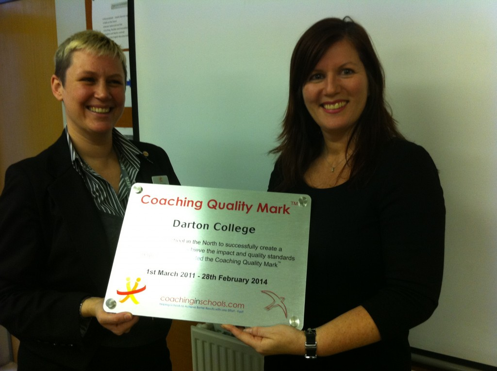 education-coaching-quality-mark-award-schools-uk